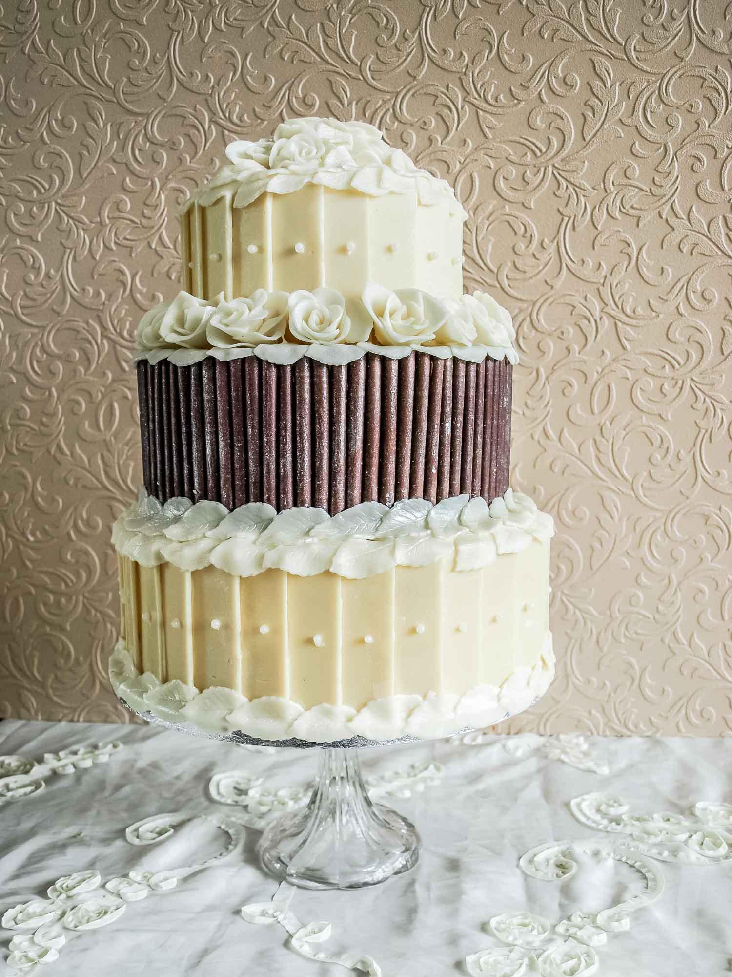 Cake Indulgence – Artisan Chocolate Wedding Cakes and Patisserie
